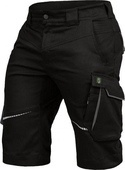 Flex-Line, Short, Baumwolle-Polyester-Spandex, 290 g/m²