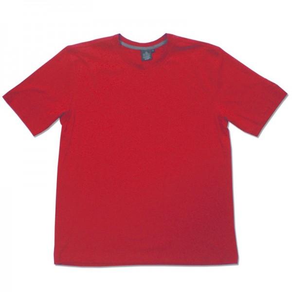 """Basic T-Shirt Rundhals """"NOS"""" von Ahorn"""