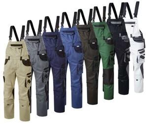 Latzhose TOOLS Pionier Workwear